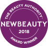 The Beauty Authority 2018 Award Winner