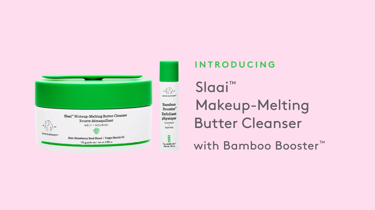 Slaai™ Makeup-Melting Butter Cleanser Video