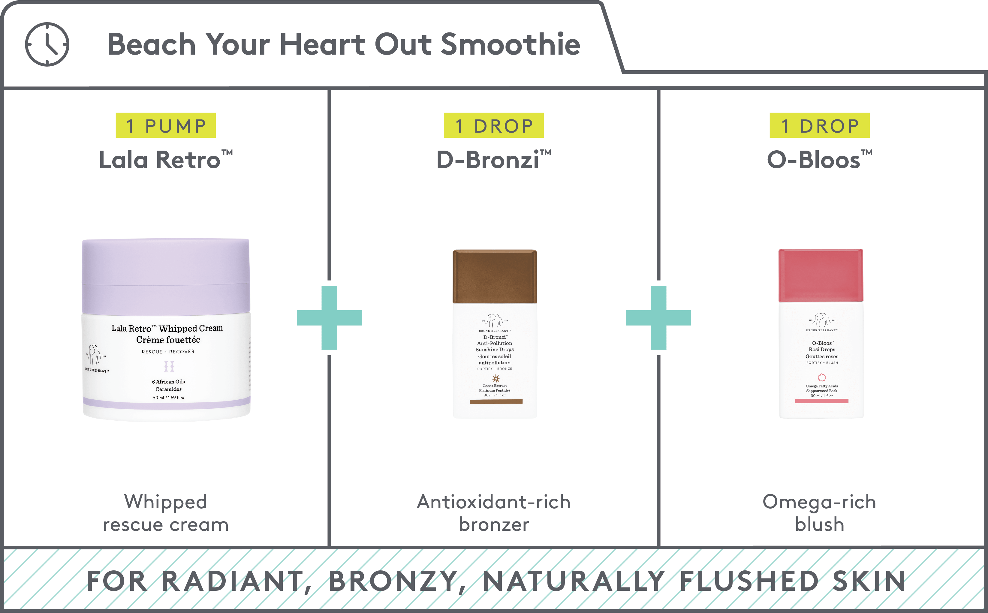 Beach Your Heart Out Smoothie