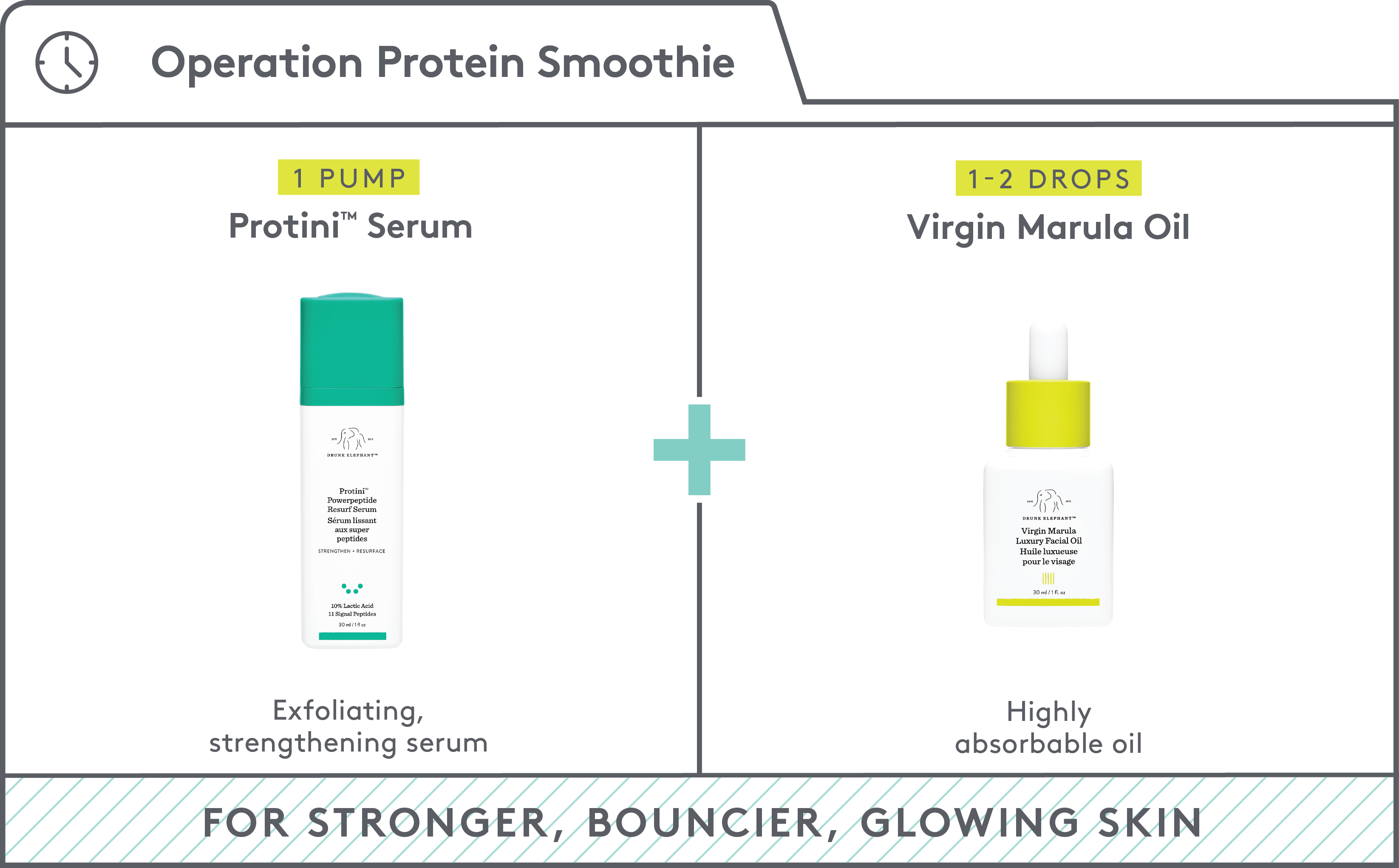 Operation Protein Smoothie