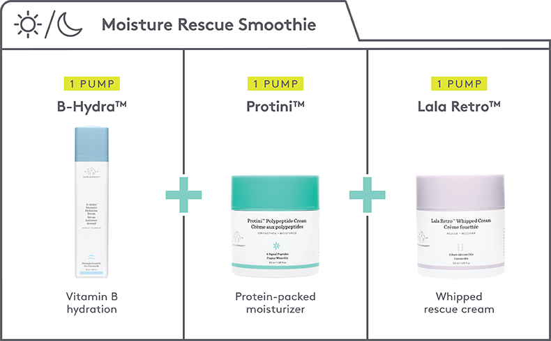 Moisture Rescue Smoothie