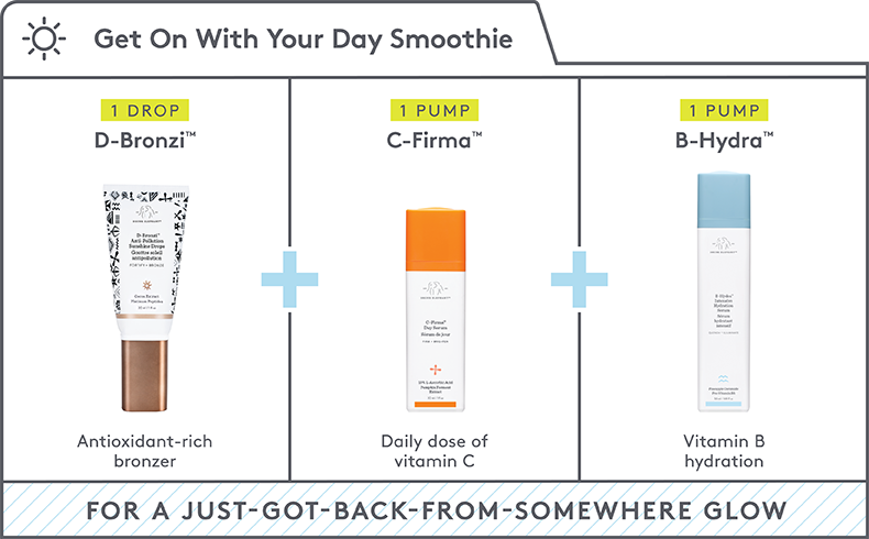Get on with your Day Smoothie