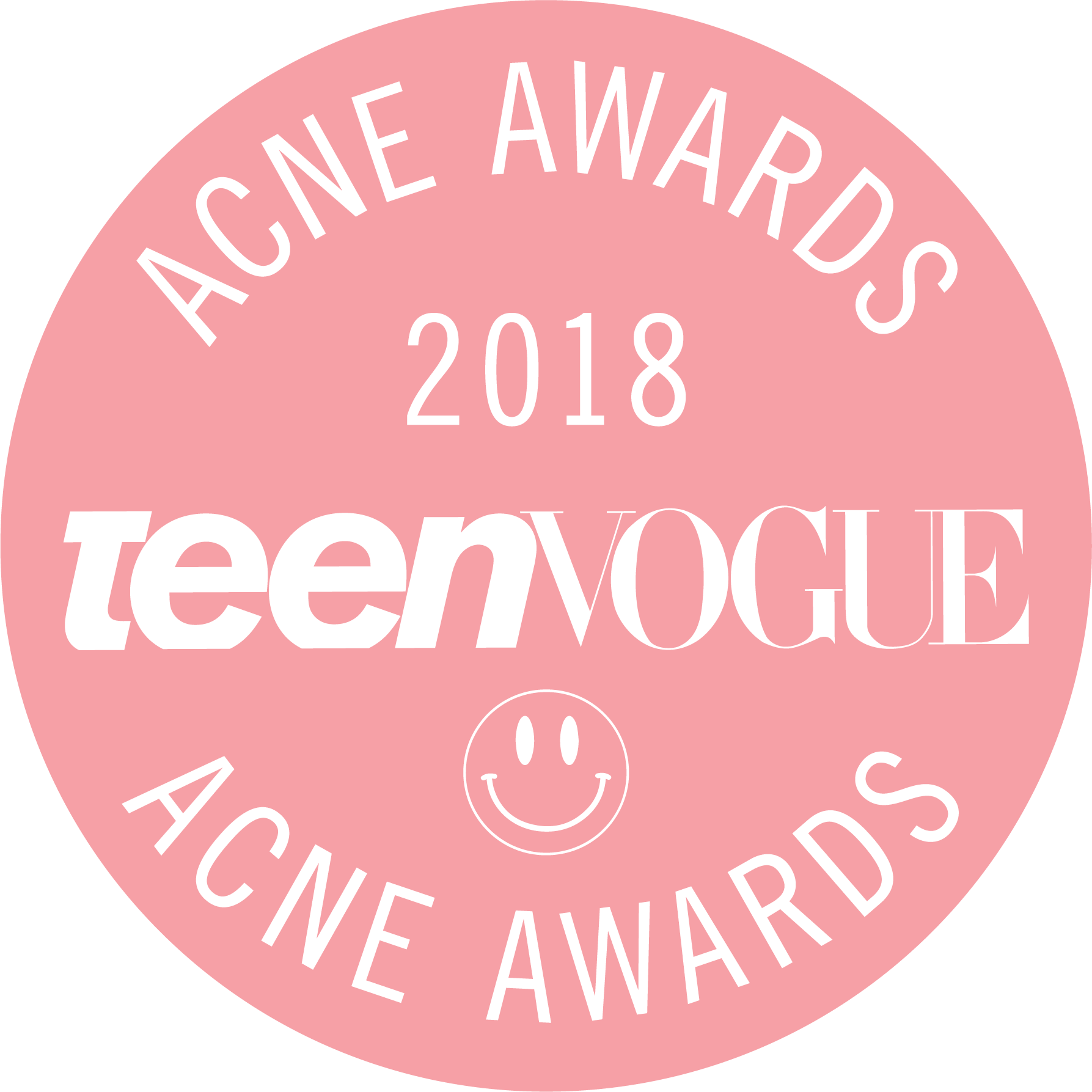 Teen Vogue – Best Peel 2018 Acne Beauty Awards