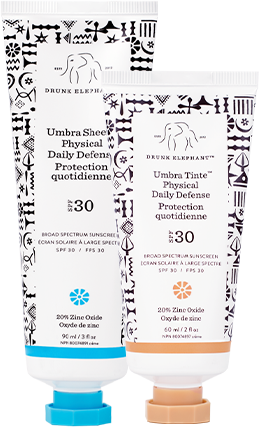 Umbra Tinte & Umbra Sheer