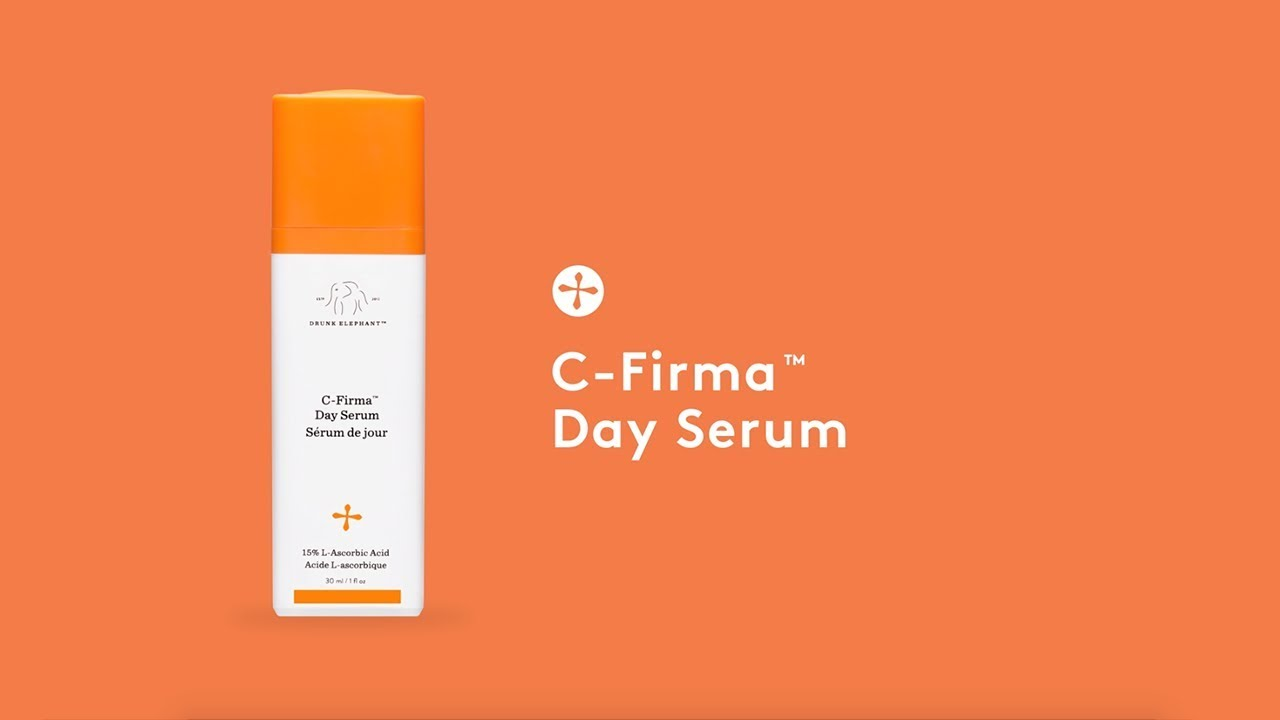 C Firma Day Serum Vitamin C For Face Drunk Elephant