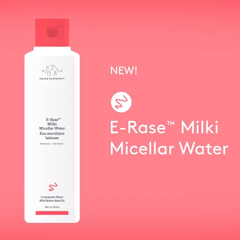 E-Rase™ Milki Micellar Water Video