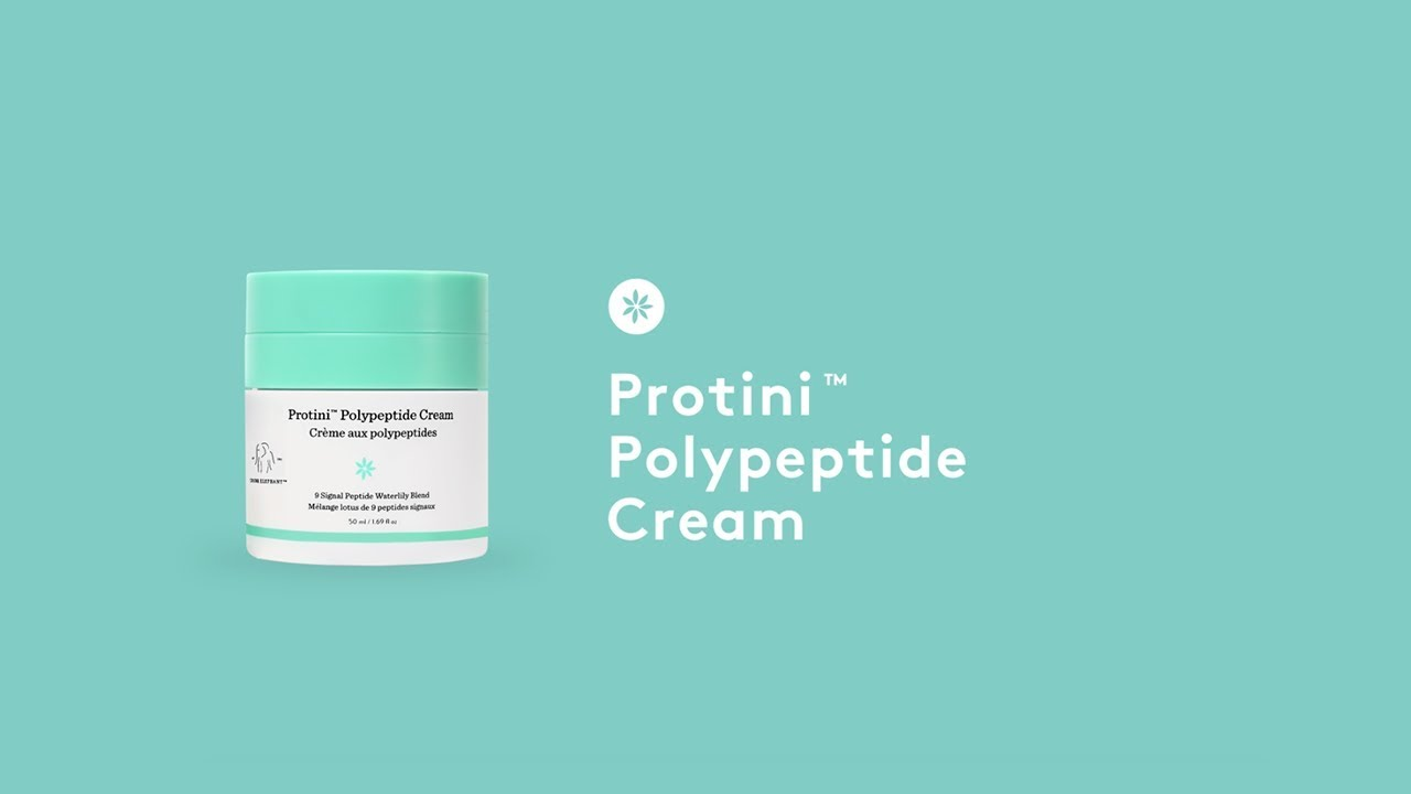 Protini™ Polypeptide Cream Video