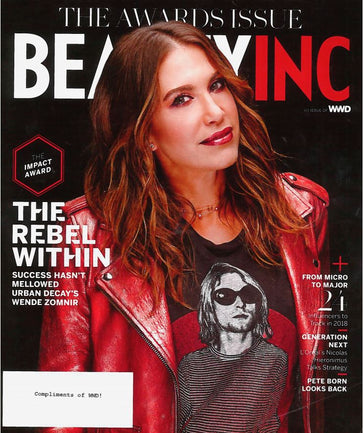BEAUTY INC - WWD The Awards Issue