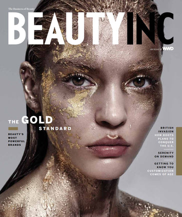 Beauty Inc - An Issue of WWD