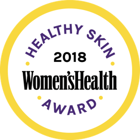 Women's Health Magazin – 2018 Healthy Skin Award