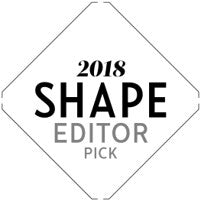 Shape Magazine Editor Pick 2018