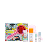 Agent Ellie Day Kit, Drunk Elephant Holiday Kit with C-Firma Day Serum Full Size and Minis of Umbra Tinte SPF 30, Protini Moisturizer, B-Hydra Serum and Shaba Eye Serum