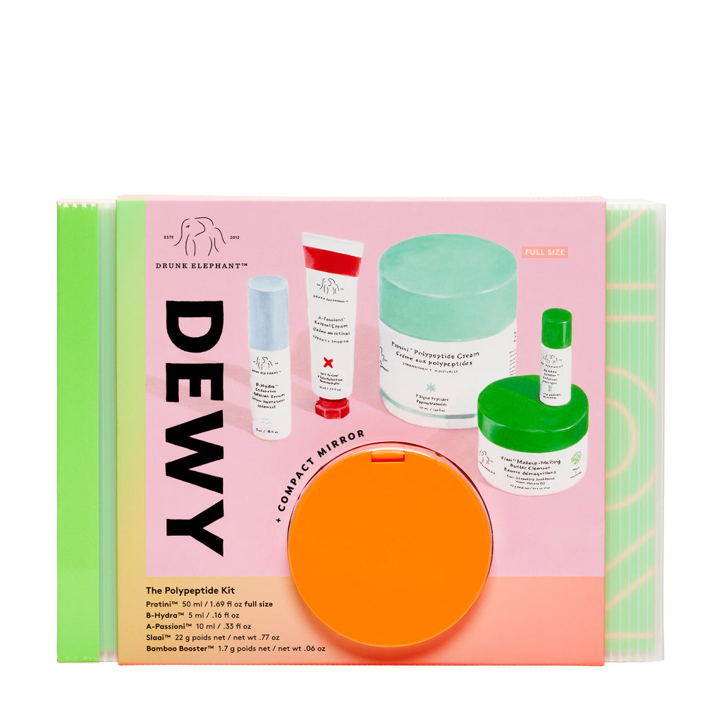 Dewy - The Polypeptide Kit ($108 Value)