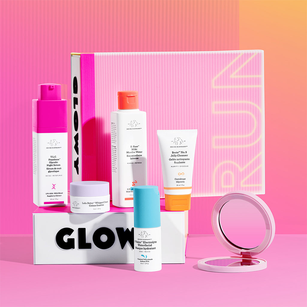 Glowy - The Night Kit ($146 Value)