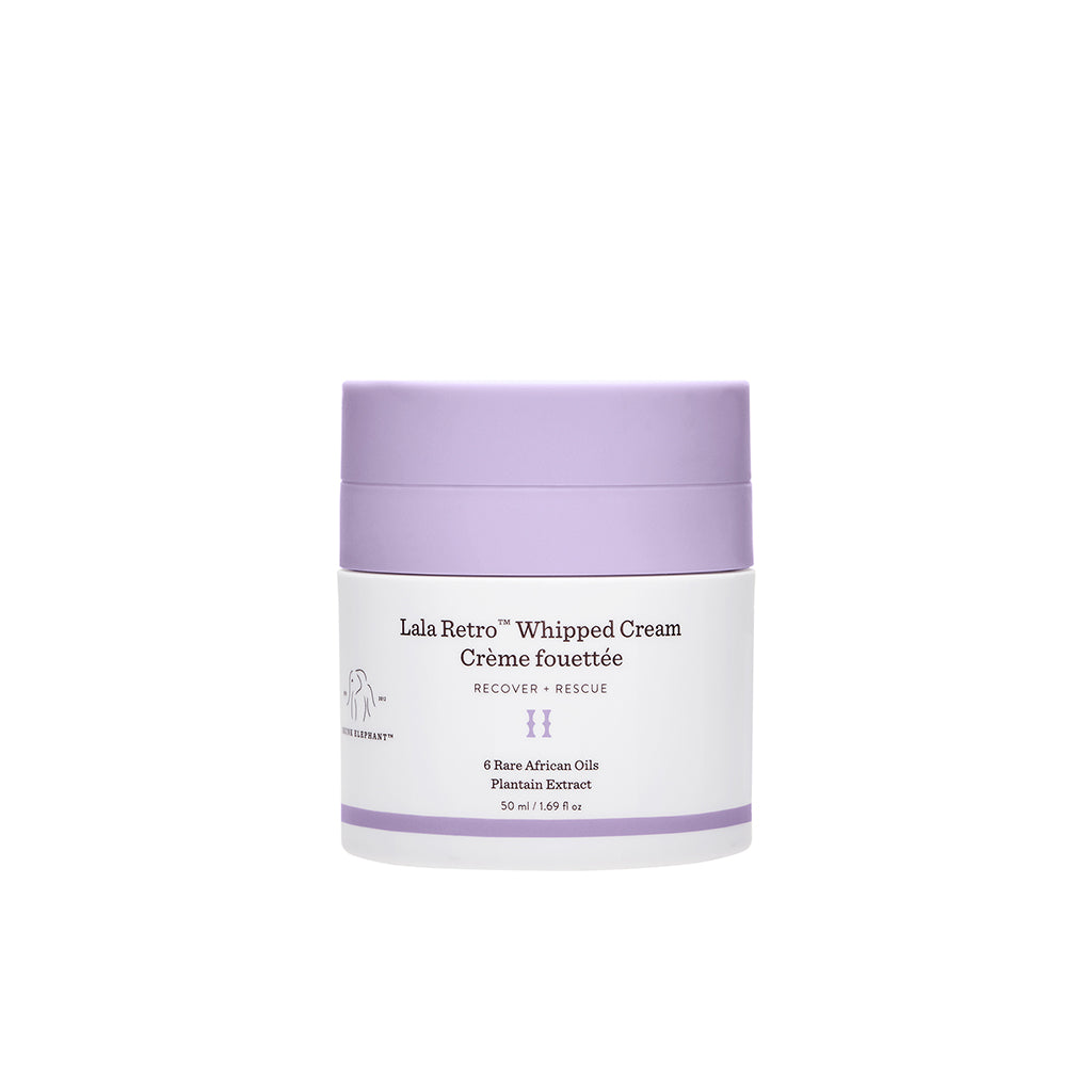 Lala Retro Whipped Cream moisturizer facing forward