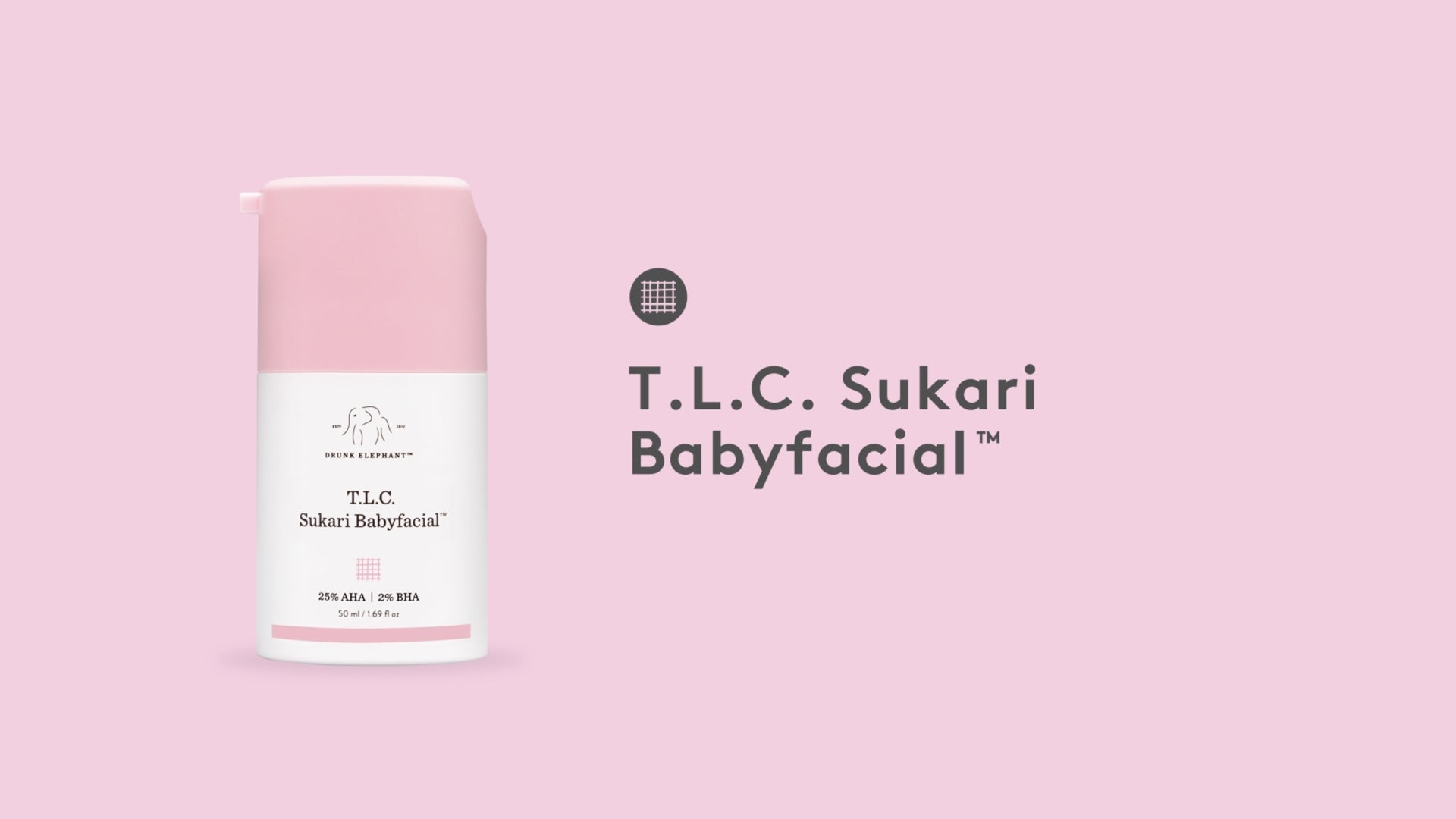 video detailing the benefits of TLC Sukari Babyfacial mask