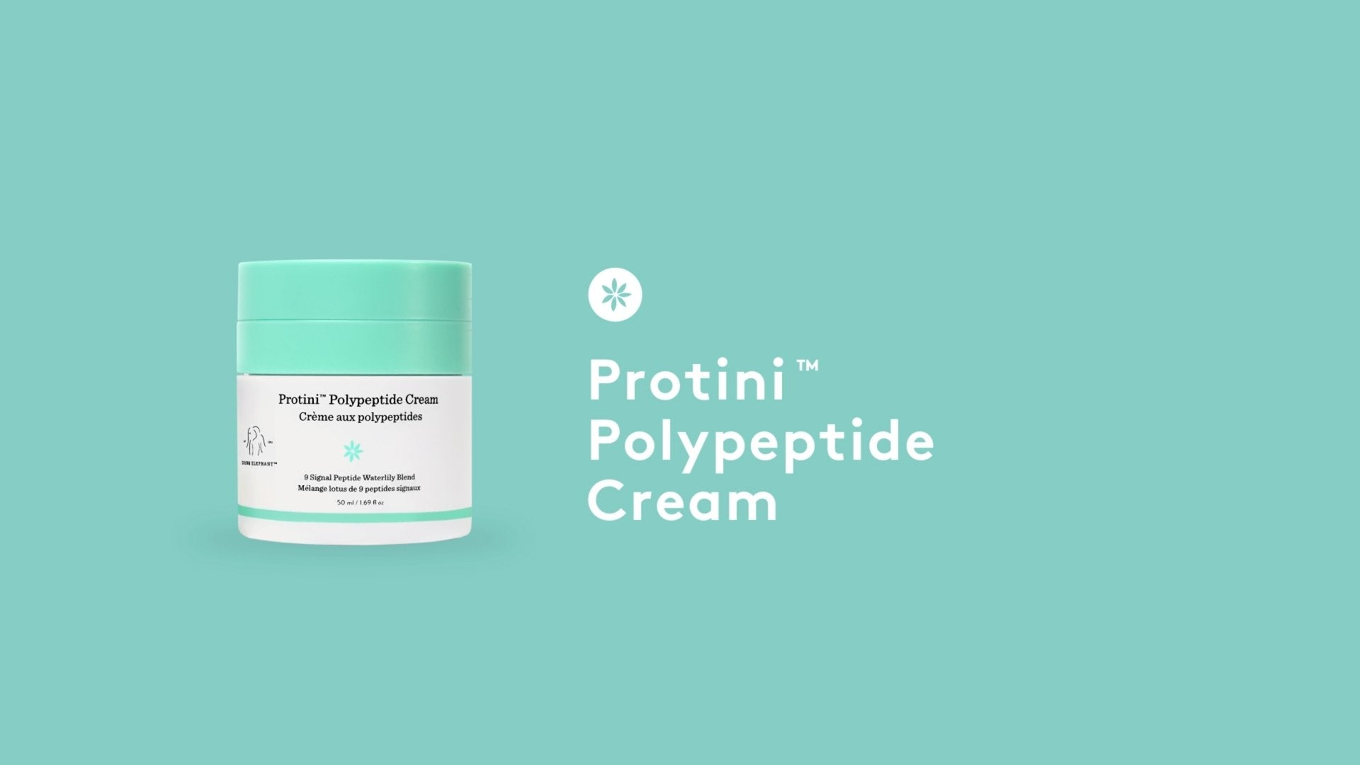 video detailing the benefits of Protini Polypeptide Cream