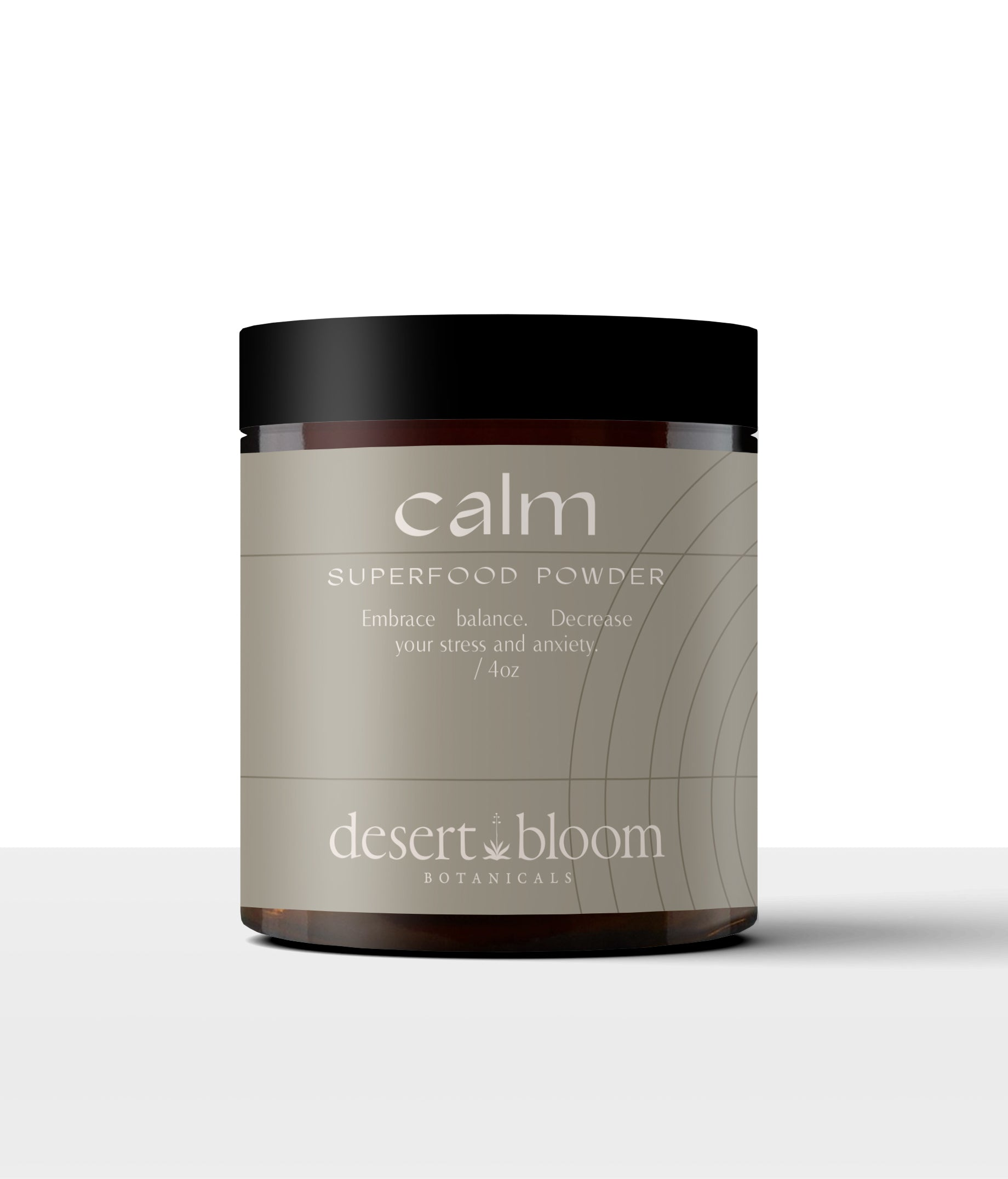 Calm Superfood Powder - Desert Bloom Botanicals