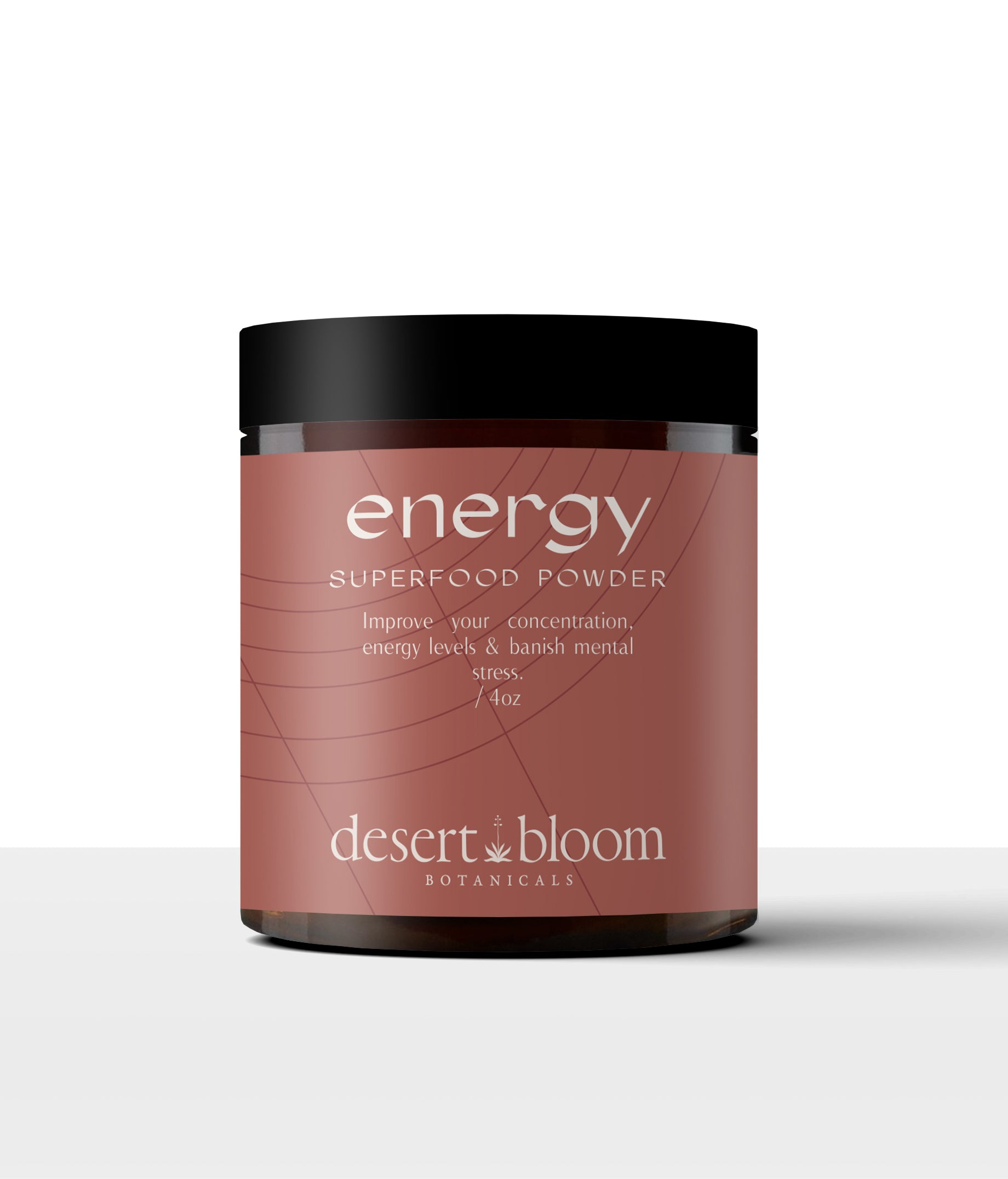 Energy Superfood Powder - Desert Bloom Botanicals