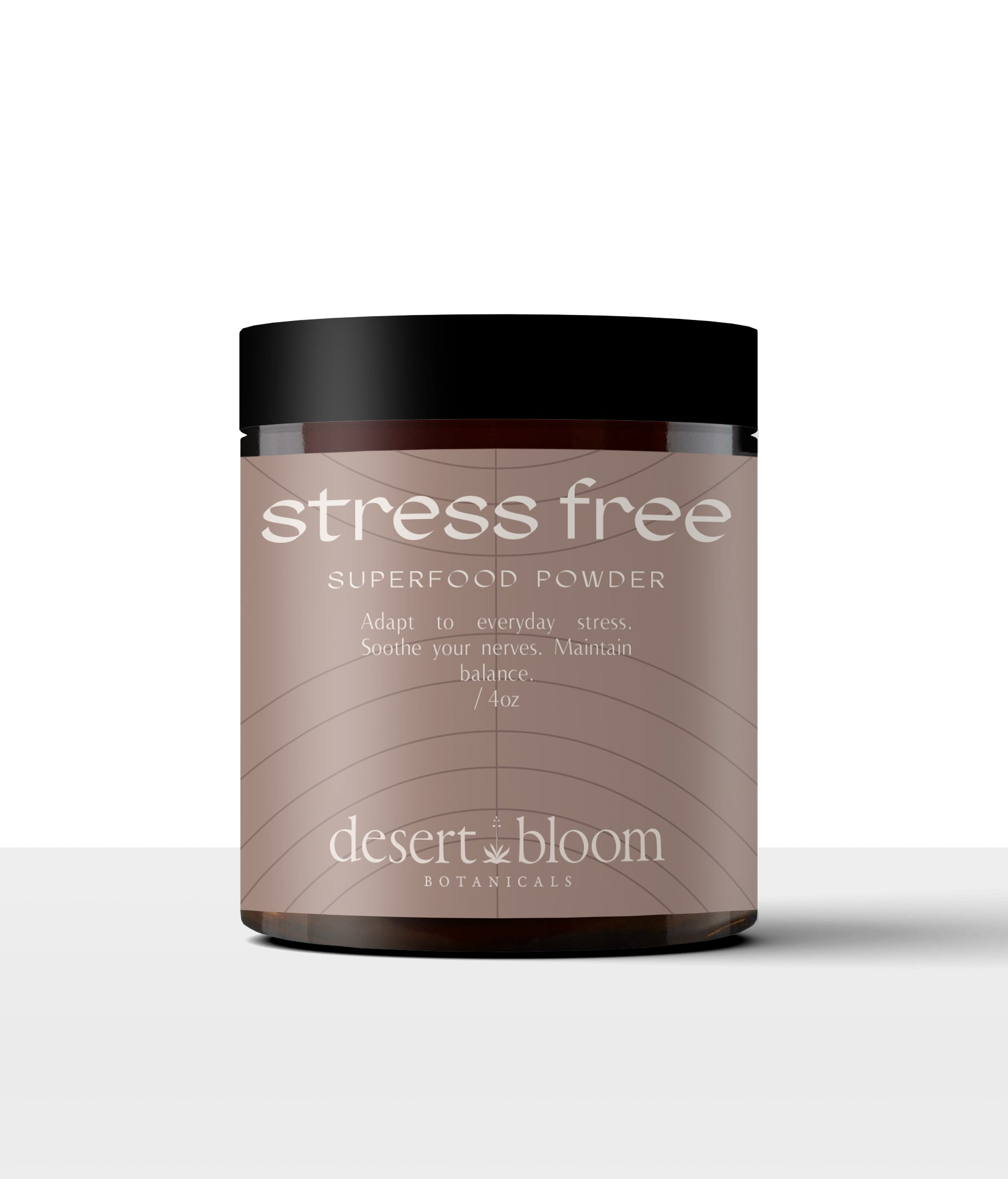 Stress Free Superfood Powder - Desert Bloom Botanicals
