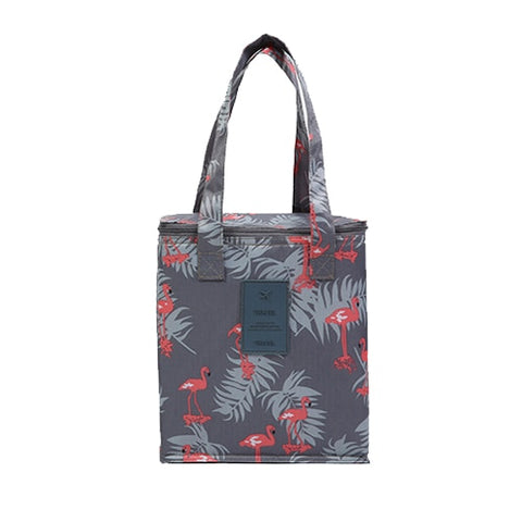 Printed Thermal Lunch Bag