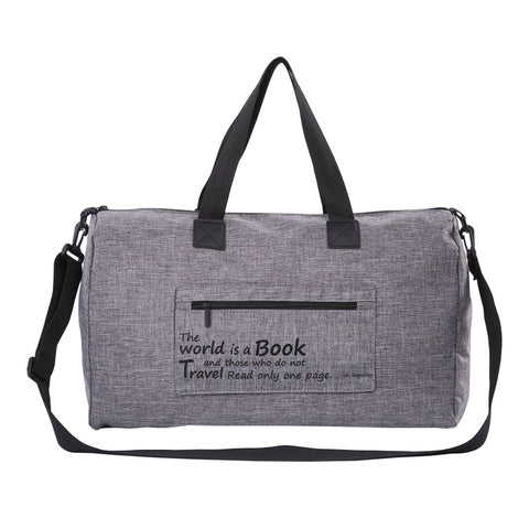 Unisex Travel Foldable Duffle