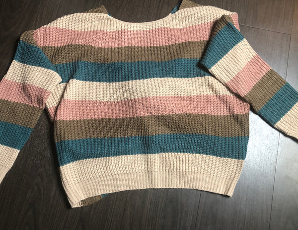 Tie Me Knot Sweater