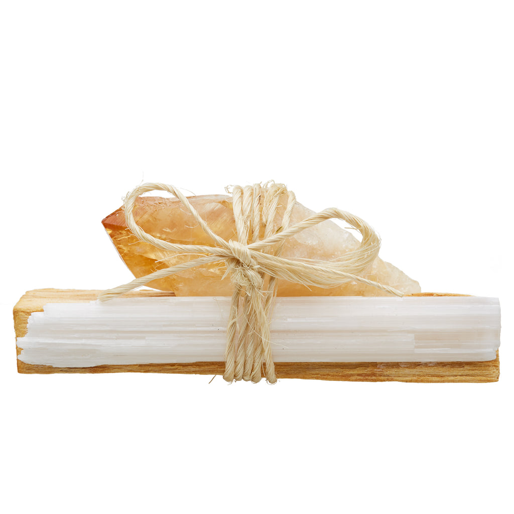 CITRINE: Palo Santo Bundle