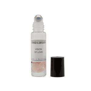 VISION OF LOVE: Love & Harmony Oil Roller Blend