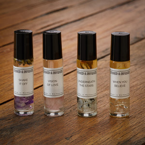 SHAKE IT OFF: Calm & Relaxation Oil Roller Blend
