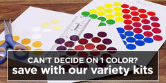 Color Code Dot Variety Kits