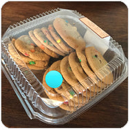 Box of Cookies Priced