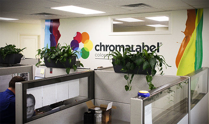 ChromaLabel Office Space