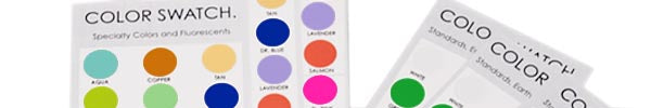 Get a free swatch in the mail