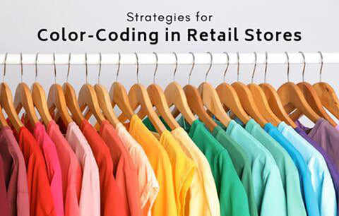 Color Coding in a Retail Store