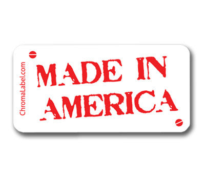 Made in America Stickers - 1