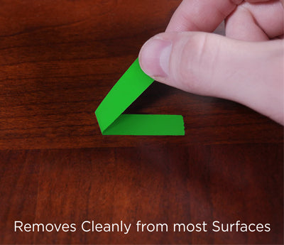 "0.5"" Clean Remove Labeling Tape"