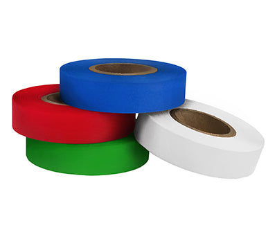 "0.5"" Colored Labeling Tape"