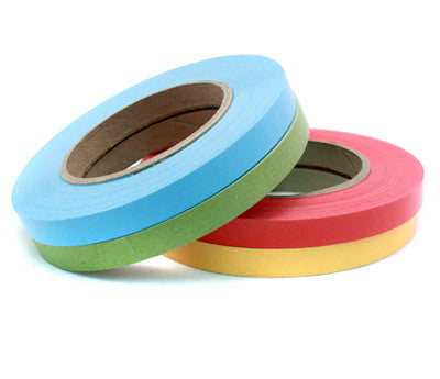 60 Yard Rolls of Colored Tape