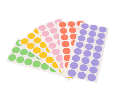 "0.5"" Specialty Dot Label Kit"