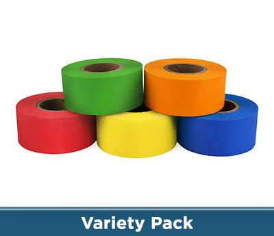 "1"" Writable Color Coding Tape"