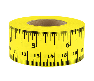"1"" Yellow Measuring Tape"
