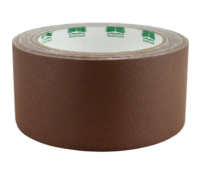 "2"" Brown Premium Cloth Book Tape"