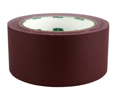 "2"" Burgundy Premium Cloth Book Tape"