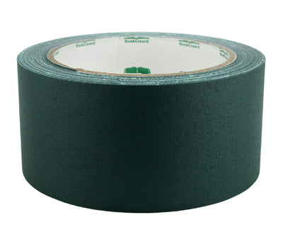 "2"" Forest Green Premium Cloth Book Tape"