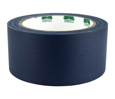 "2"" Navy Blue Premium Cloth Book Tape"