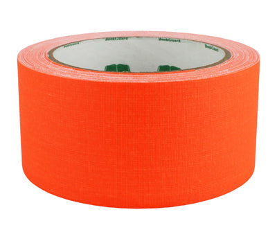 "2"" Orange Premium Cloth Book Tape"