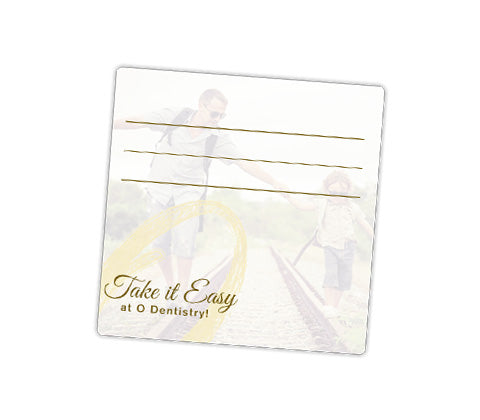 "Custom 2.75"" Square Labels - Paper: Pack of 100"