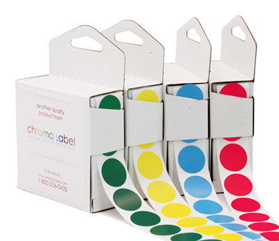 Choose from 38 Colors in Dispenser Boxes