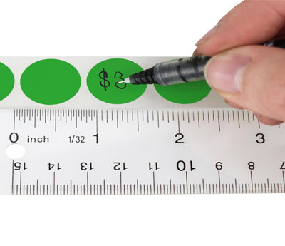 "0.75"" Writable Color Coding Dots"